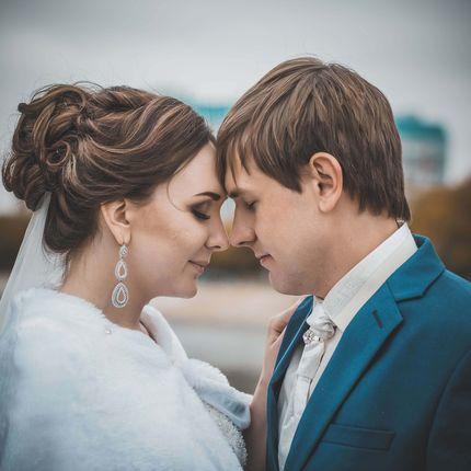 Монтаж свадебного клипа
