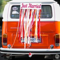 Солнечная оранжевая свадьба