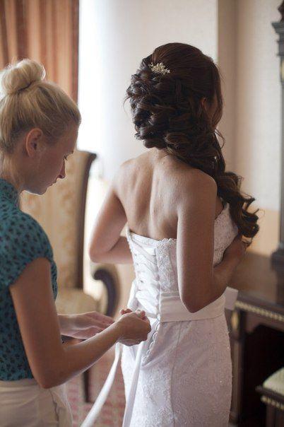 Фото 2061756 в коллекции Мои фотографии -  Свадебный стилист Дарья Родионова