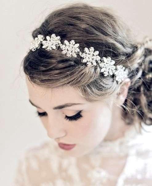 Фото 2062414 в коллекции Свадебный образ -  Свадебный стилист Дарья Родионова