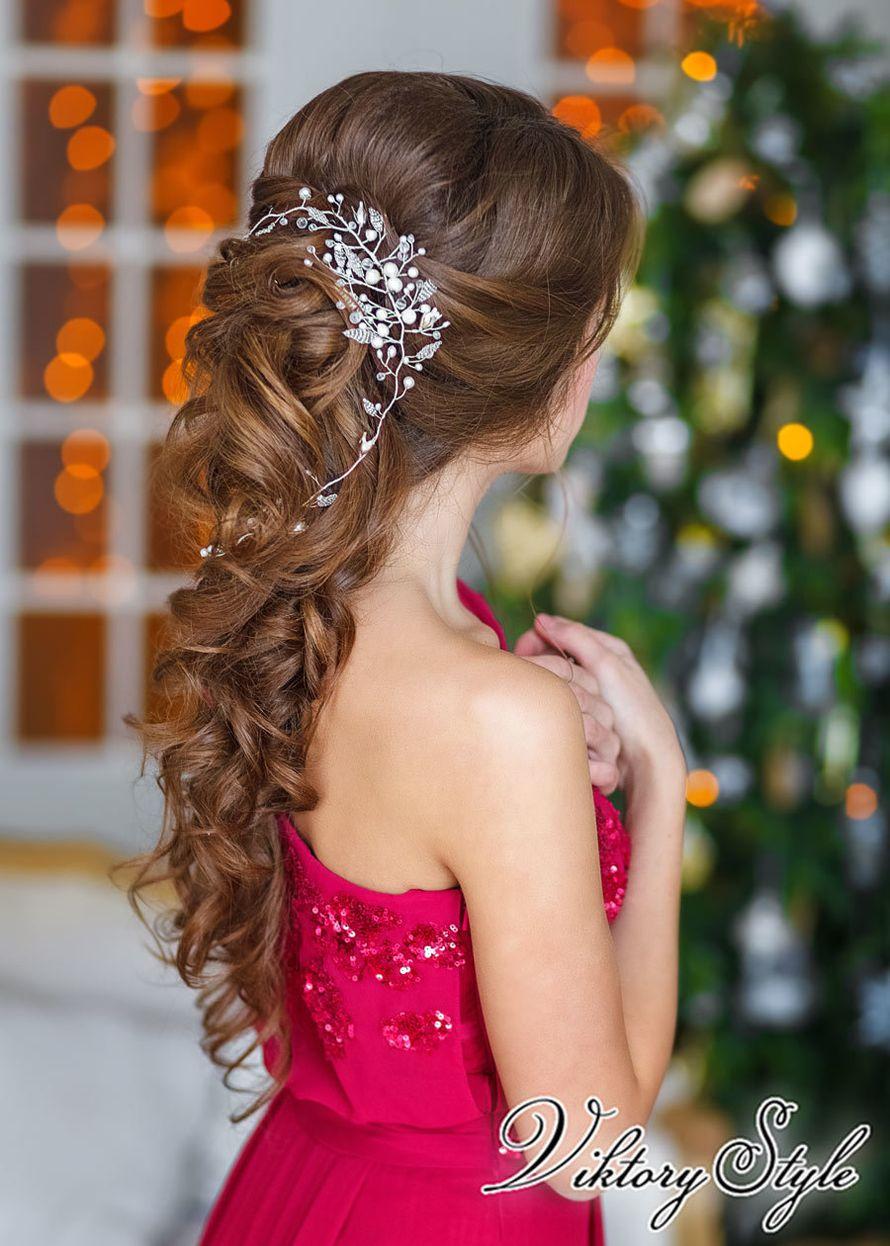 Свадебное прически в контакте