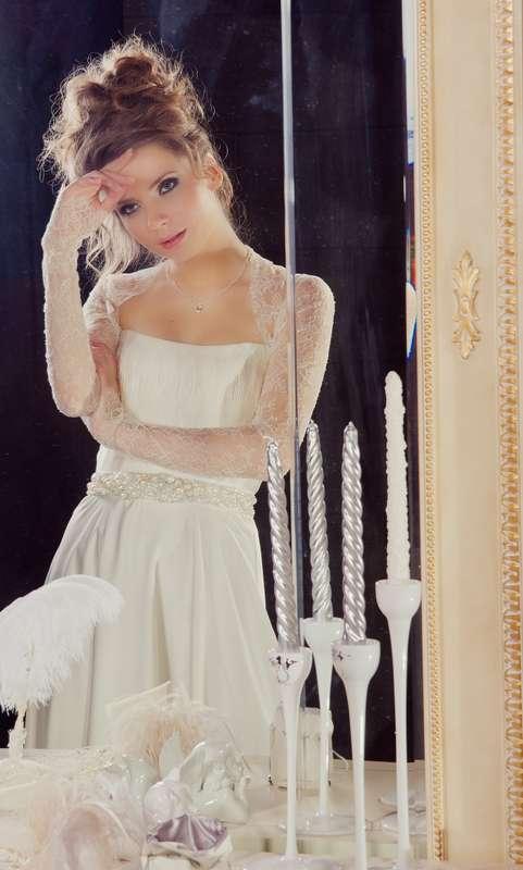 """Фото 2213152 в коллекции Коллекция """"Роскошная легкость"""" - Свадебный салон Wedding Passion"""