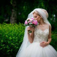 Свадебный прием «Любовь цвета лета». Роман и Софья