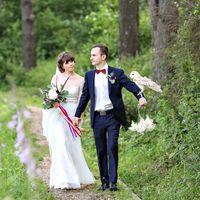 Свадьба Нины и Игоря 22.07.2015 бохо марсала
