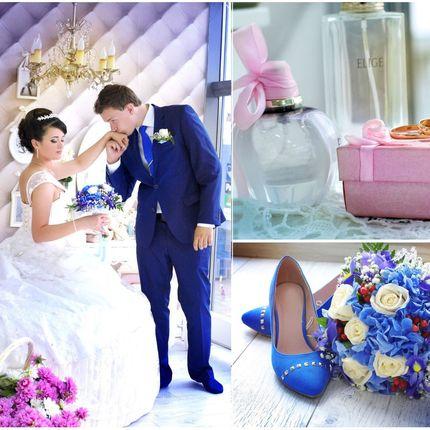 Свадьба - съёмка Классика