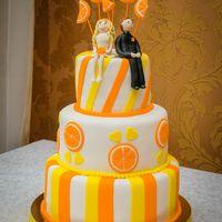 Апельсиновая свадьба Руслана и Елены !!!