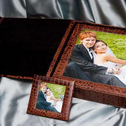 """Свадебные фотокниги """"Premium"""""""