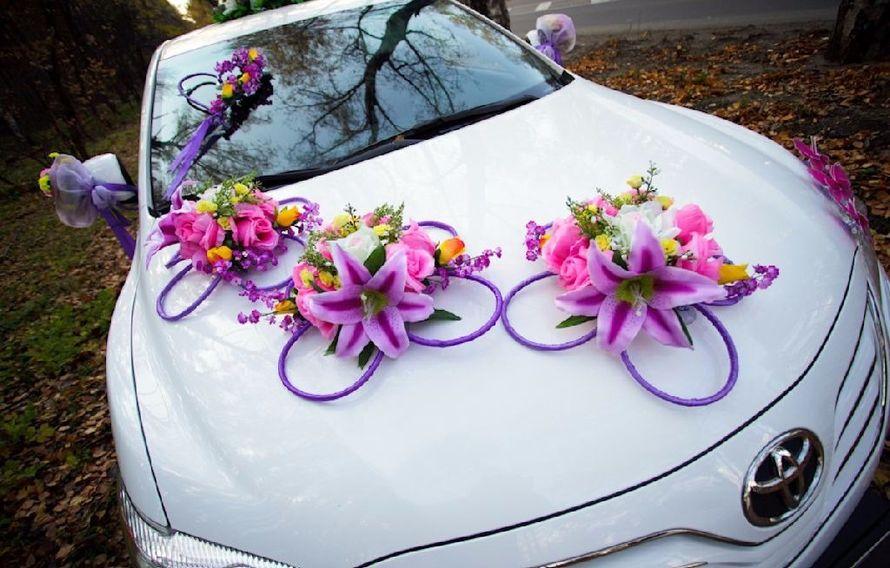 Свадебные украшение для автомобилей своими руками