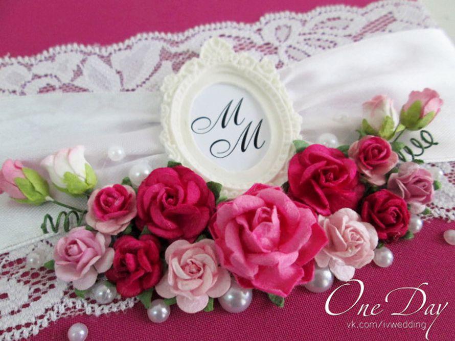 Фото 17467052 в коллекции Свадебные аксессуары - Студия декора One day