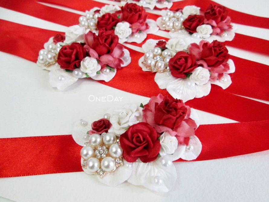 Фото 18334678 в коллекции Свадебные аксессуары - Студия декора One day