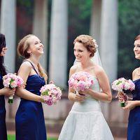 Веселые подружки и невесты