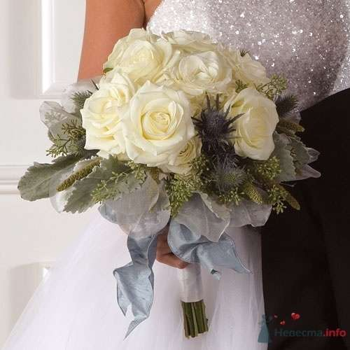 Фото 13949 в коллекции Мои фотографии - АртСалон - свадебная флористика