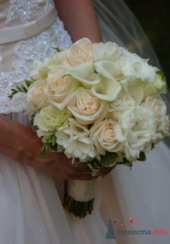 Фото 13964 в коллекции Мои фотографии - АртСалон - свадебная флористика