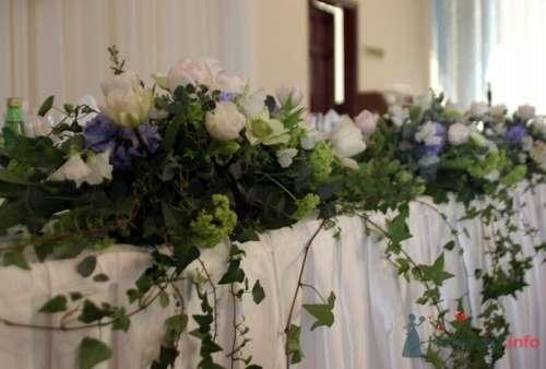 Фото 17750 в коллекции Свадьба Дианы Гуртской в Форум Холе - АртСалон - свадебная флористика