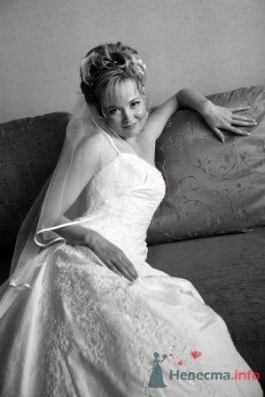 Фото 25655 в коллекции Свадьба А+А (25 апреля 2009) - Annet