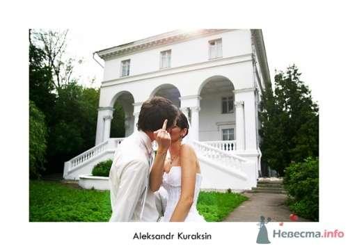 Фото 14532 в коллекции свадебные фотографии - Kuraksin Photo - фотоуслуги