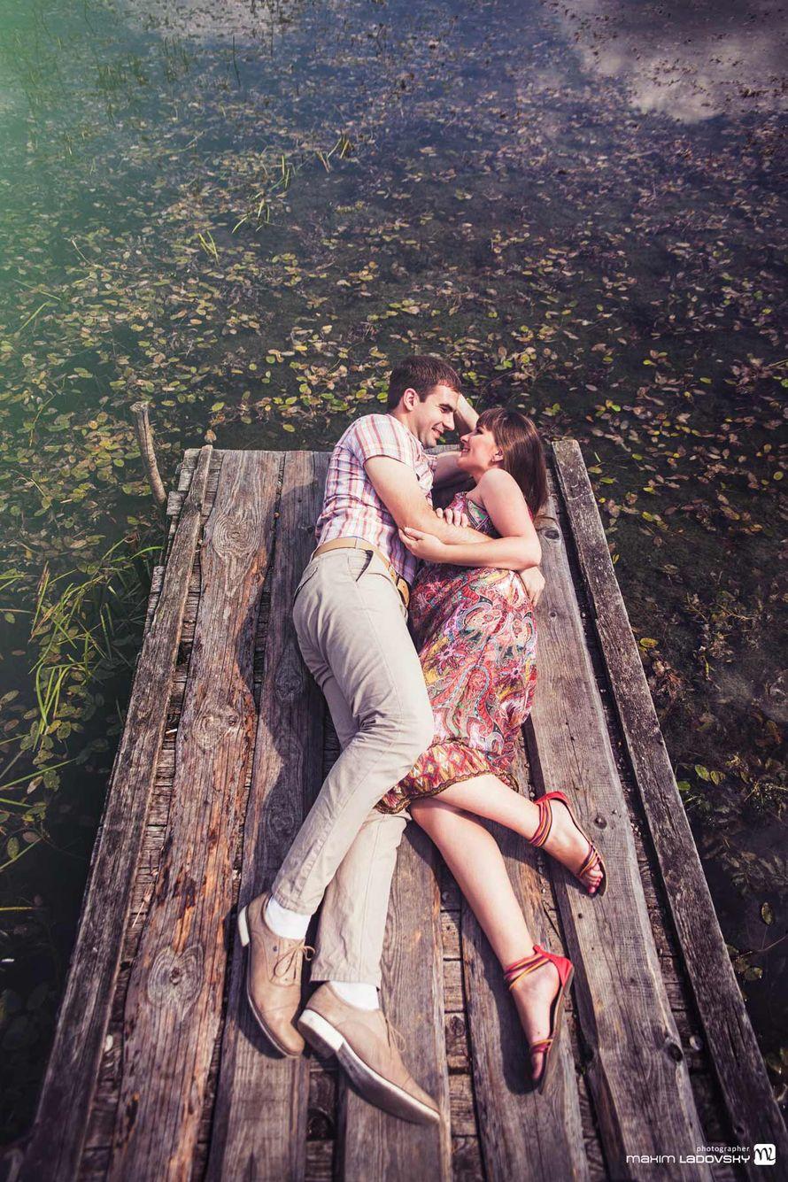 Love story возле воды - фото 2339876 Фотограф Макс Ладовский