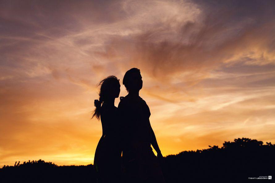 Love story на закате - фото 2735109 Фотограф Макс Ладовский