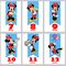 разделительные карточки между фотографиями