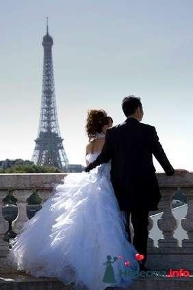 Фото 205059 в коллекции Свадьба в Париже - Mariage Magique, организация свадеб в Париже