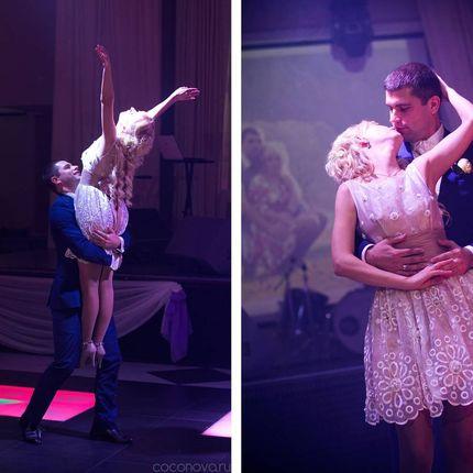 Экспресс-постановка свадебного танца за один урок, 2 часа