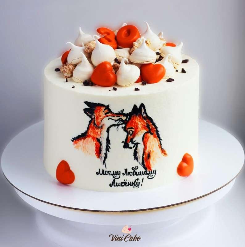 Фото 14897680 в коллекции Портфолио - Vini Cake - торты ручной работы