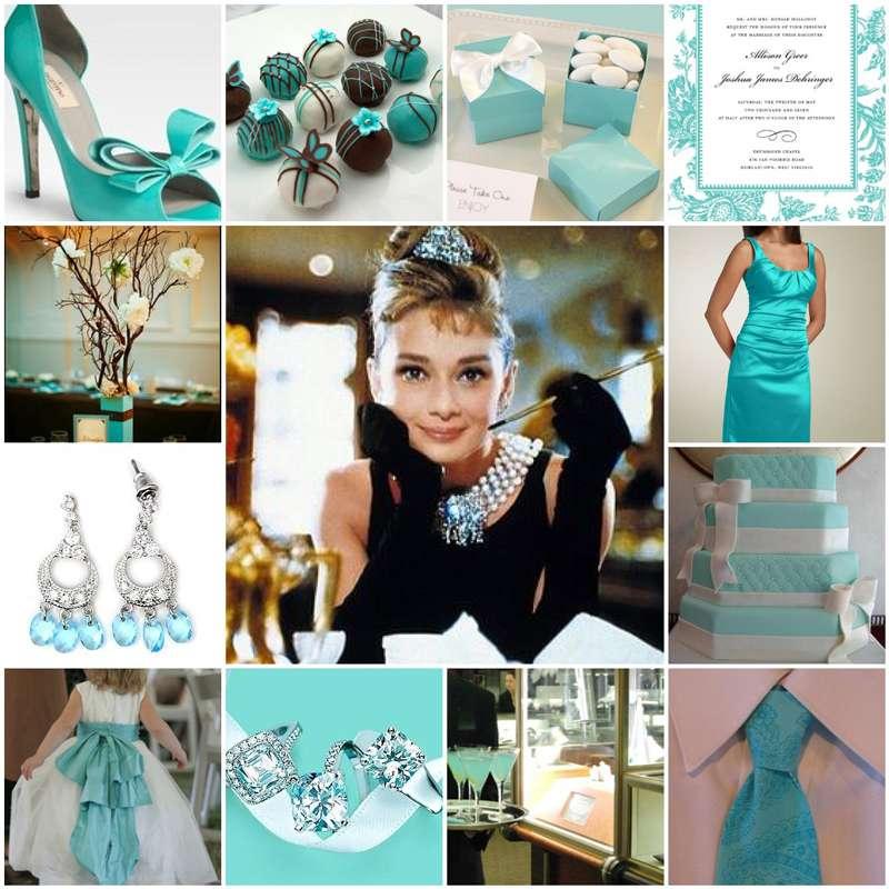 """изысканность """"тиффани"""" всегда радует глаз - фото 2277596 Perfect Wedding - организация незабываемых свадеб"""