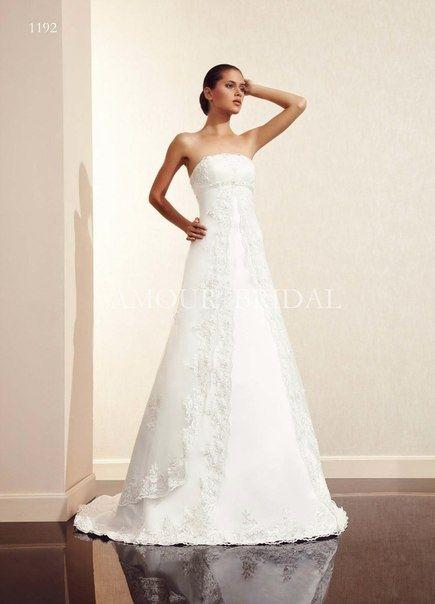 Фото 2217000 в коллекции Свадебные платья - Ваниль - свадебный салон