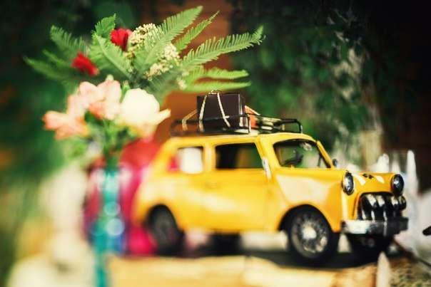 Фото 6911050 в коллекции Настя и Эдвард, Vintage Travel wedding - Студия флористики и декора LemLem