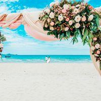свадебная церемония в Нячанге Вьетнам