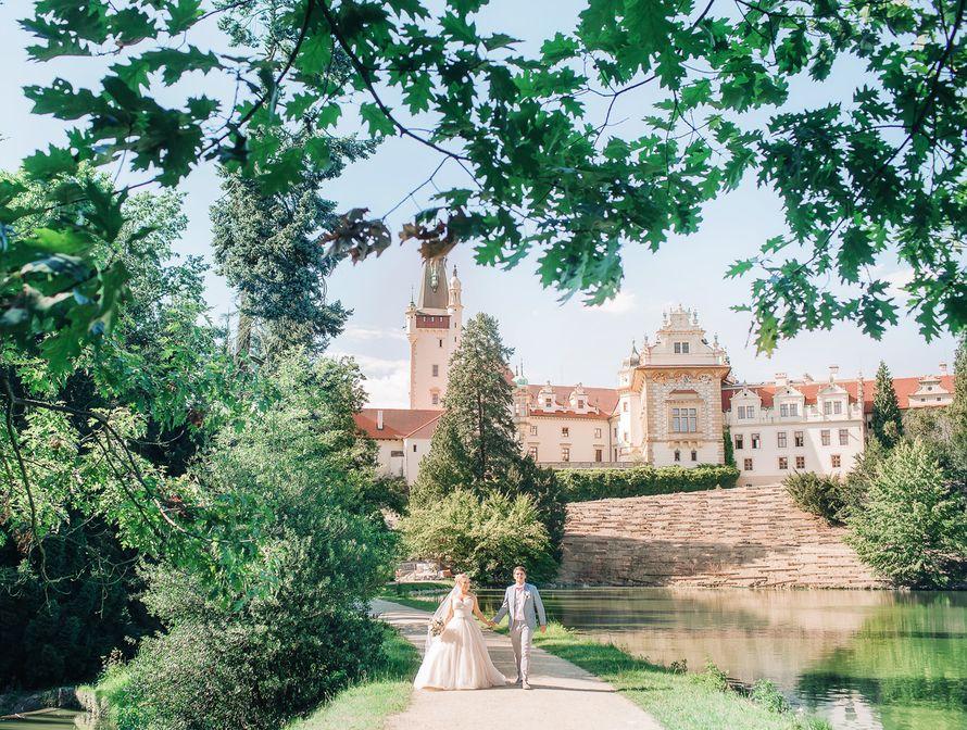 "Свадьба в замке Пругонице - фото 12851490 ""Luxe svadba"" - свадьба в Чехии"