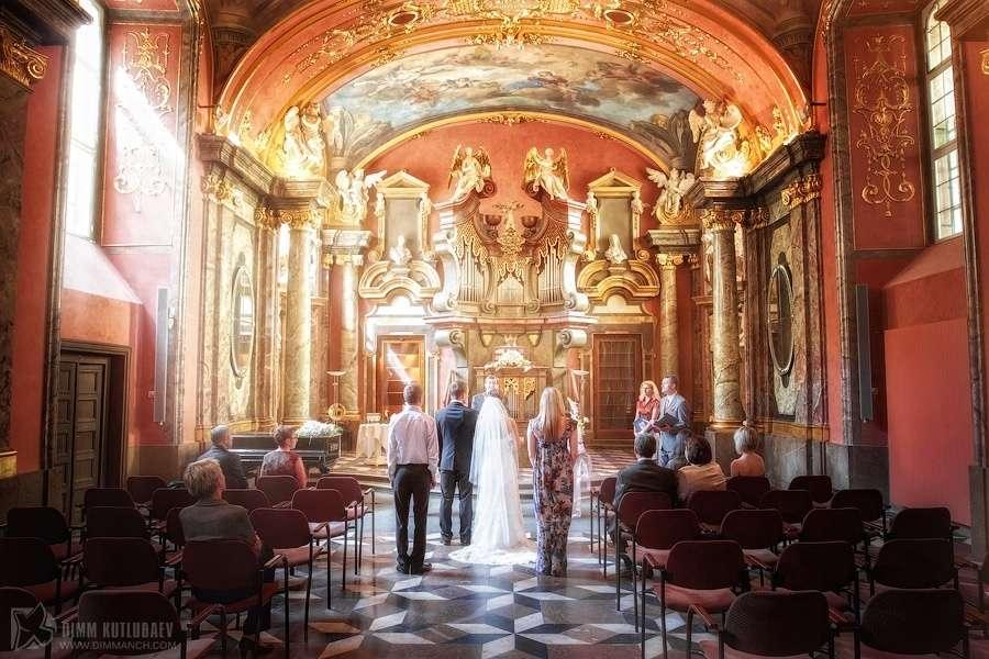 "Свадьба в Клементинуме - фото 12852254 ""Luxe svadba"" - свадьба в Чехии"