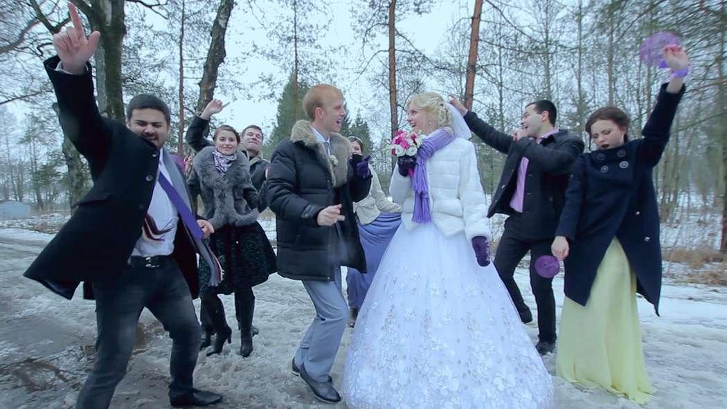 Фото 2250392 в коллекции Осенняя свадьба - Кинофрейм - Продакшн-студия