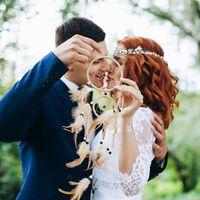 Свадебная фотография - Виктор и Татьяна Запруда