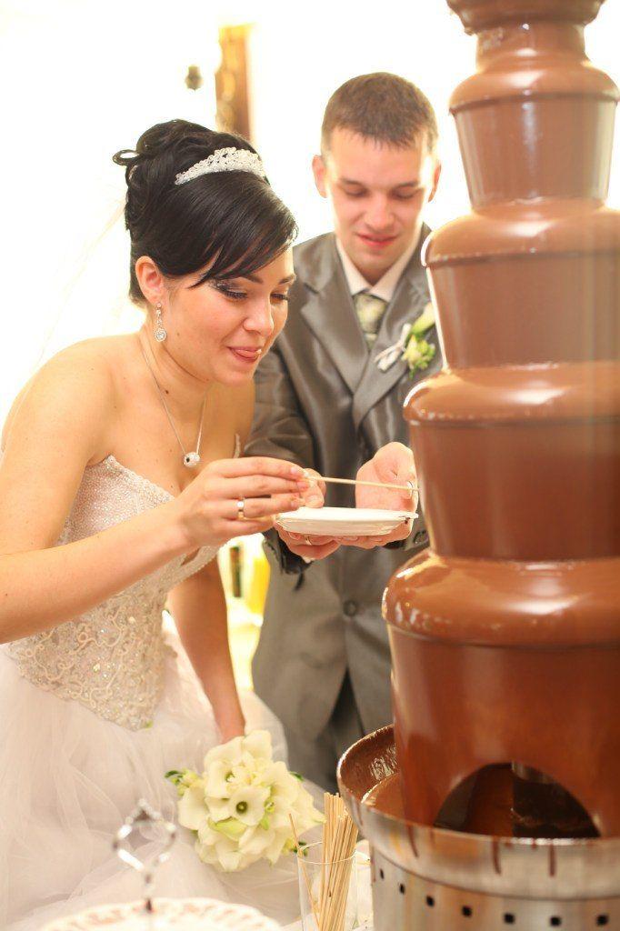 Шоколадный фонтан в аренду на праздник