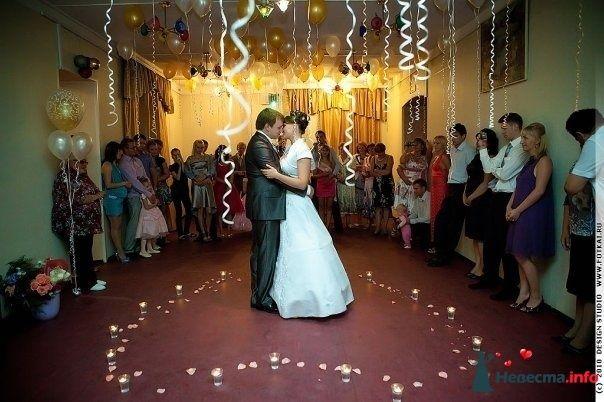 свадебный танец - фото 171520 Свадьба под ключ