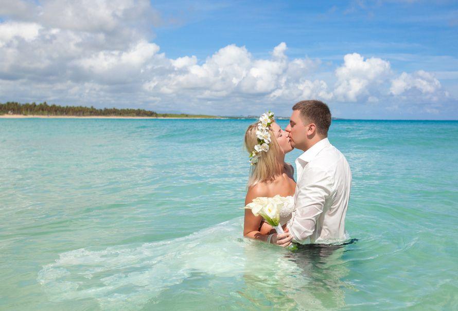 Лазурный, теплый океан - фото 2279778 Свадебное агентство GrandLoveWedding в Доминикане