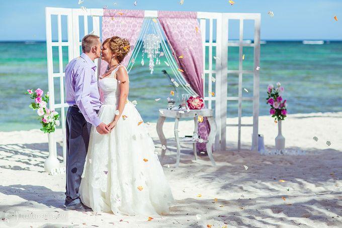 Свадьба в Дворцовом стиле