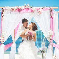"""Свадьба в Доминикане """"Розовая Орхидея"""""""