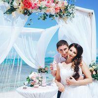 #церемониявдоминикане #доминиканасвадьба #свадьбанаморе #свадьбанапляже #свадьбазаграницей #свадьбавдоминикане