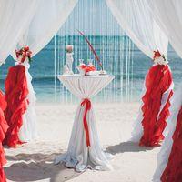 Свадьба в стиле Фламенко