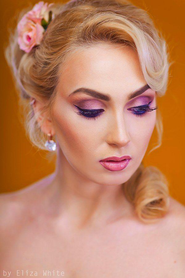 нежная невеста - фото 2263672 Стилист-визажист Катрина Петренко