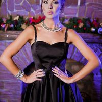 Фотограф [id164785|Eliza White] Прическа и макияж [id297595|Катерина Петренко] Модель [id172317|Валерия Sunbaccardi]