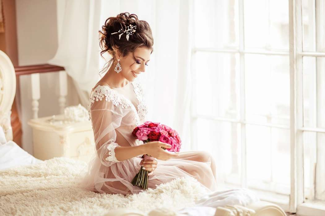 утро невесты - фото 11401136 Стилист-визажист Катрина Петренко