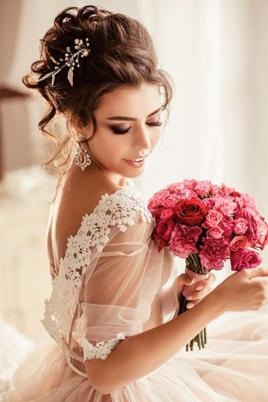 утро невесты - фото 11401144 Стилист-визажист Катрина Петренко