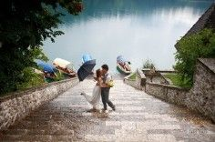 Фото 5794486 в коллекции Лимонная свадьба на пирсе - Агентство Интерус - свадьбы в Словении