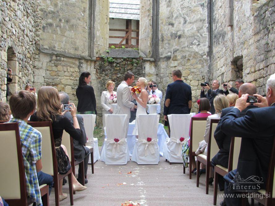 Жичка Картузия - фото 5794518 Агентство Интерус - свадьбы в Словении