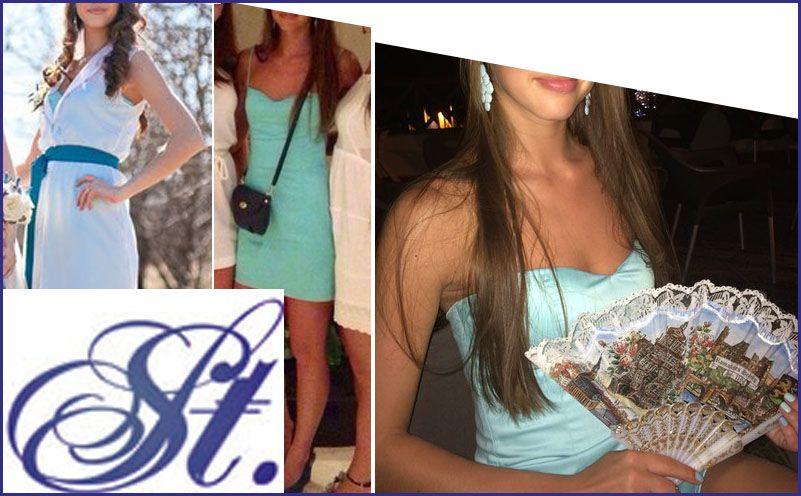 """Платье для подружки невесты хорошо трансформировалось и в платье для летнего отдыха!) - фото 2738857 Модный дом """"Стилистика"""" - индивидуальный пошив"""