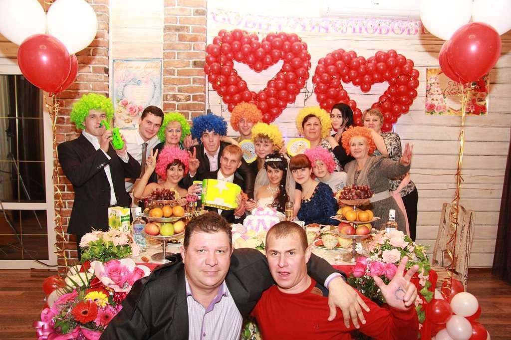 свадьба на базе ПЕНЕЙ - фото 2305698 База отдыха Пеней