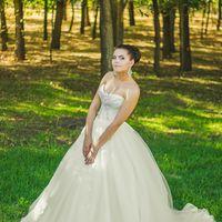 свадьба, парк, лето, зелень, прогулка, влюбленные, молодожены, любовь, пара